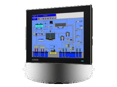 Ecran industriel IP65-ombre