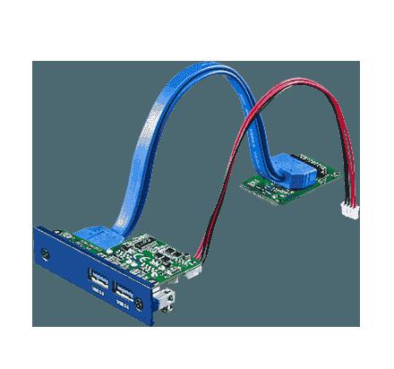 module-communication-IO iDoor