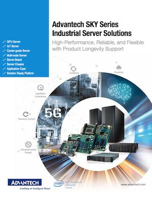 Brochure Sky server