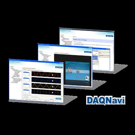 Solution d'acquisition DAQNAVI