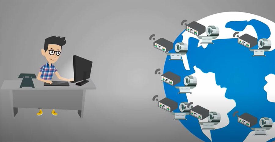 advantech-smart-cluster-routeur